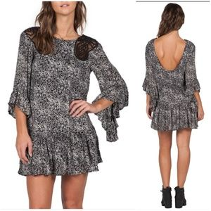 Volcom Stone Whiskey Mountain Tunic Dress New